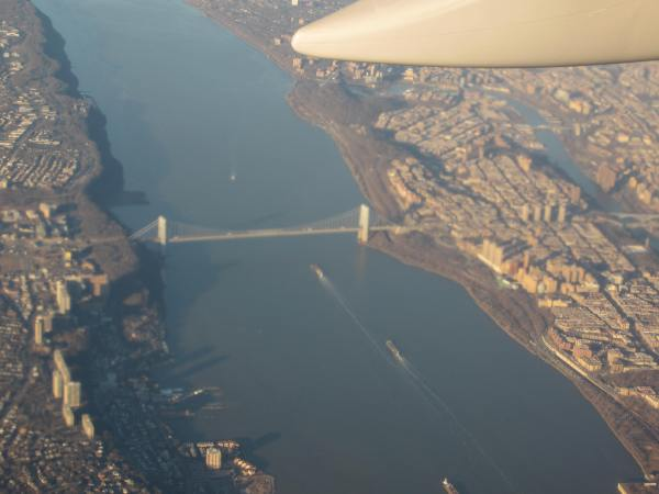 Brooklyn Bridge from the Air - 2013