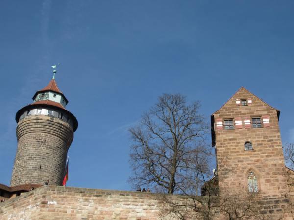 Nuremberg Castle - Picture taken by Joel Bornzin