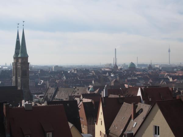 Nuremberg Germany Trip - Picture taken by Joel Bornzin