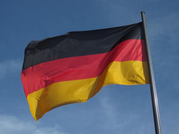 German Flag - Picture taken by Joel Bornzin