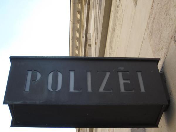 Nuremberg Police Station - Picture taken by Joel Bornzin