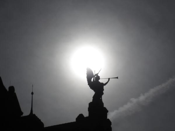 Nuremberg Angel - Picture taken by Joel Bornzin