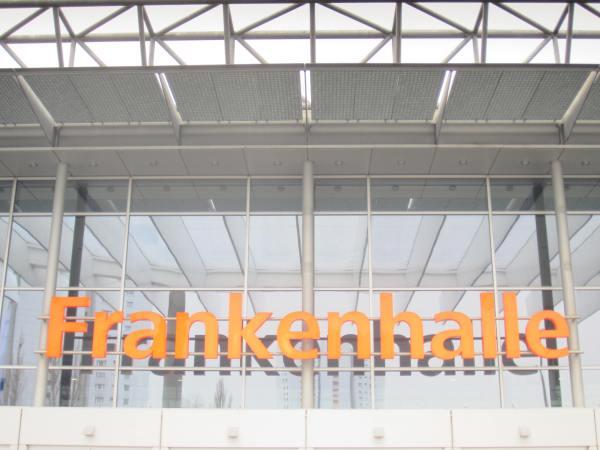 Frankenhalle - Nuremberg, Germany - Picture taken by Joel Bornzin