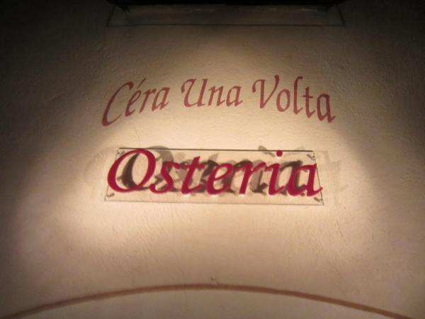 Cera Una Volta Osteria - Nuremberg - Picture taken by Joel Bornzin