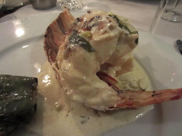 Cera Una Volta Lobster Tail - Nuremberg - Picture taken by Joel Bornzin