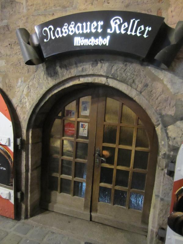Nassauer Keller Restaurant - Nuremberg - Picture taken by Joel Bornzin