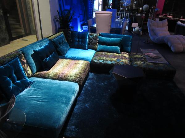 The Nuremberg Ultimate Bachelor Couch - Picture taken by Joel Bornzin