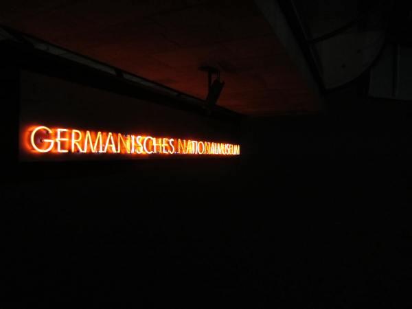 Germanisches National Museum at Night - Picture taken by Joel Bornzin