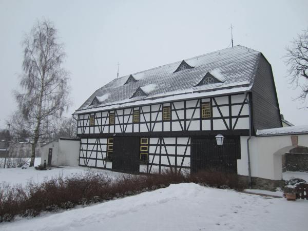 Hotel Folklorehof - Chemnitz - Picture taken by Joel Bornzin