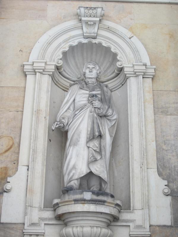 Dresden Statue - Picture taken by Joel Bornzin