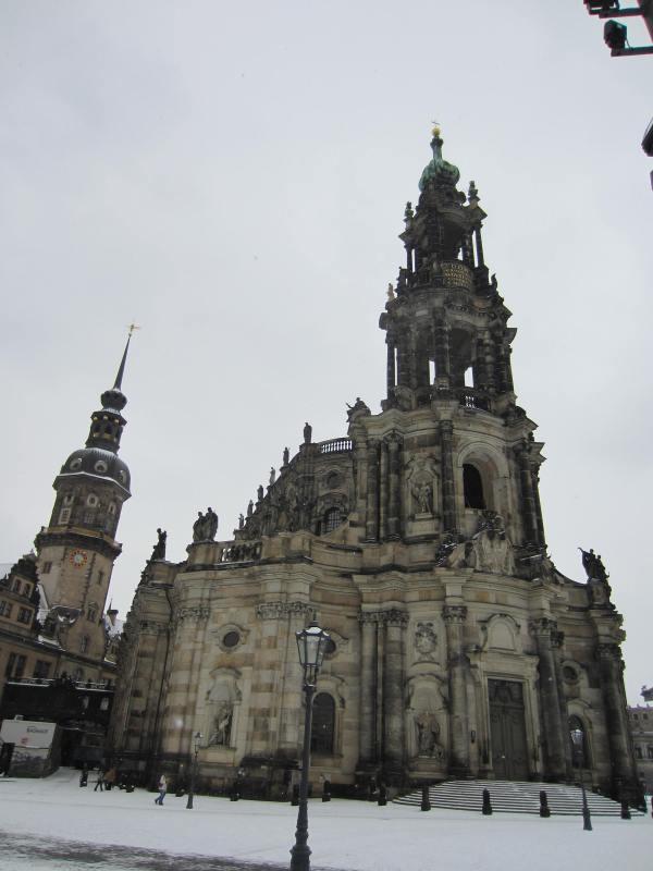 Dresden - Picture Taken by Joel Bornzin