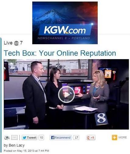 KGW Live @ 7 featuring Joel Bornzin, Melissa Barker
