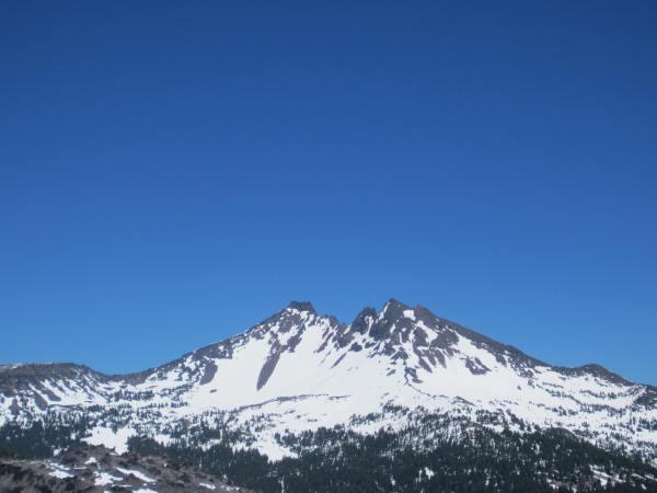 Broken Top Mountain June 2013 - Picture Taken by Joel Bornzin