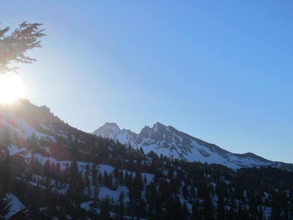 Broken Top Mountain - Picture Taken by Joel Bornzin