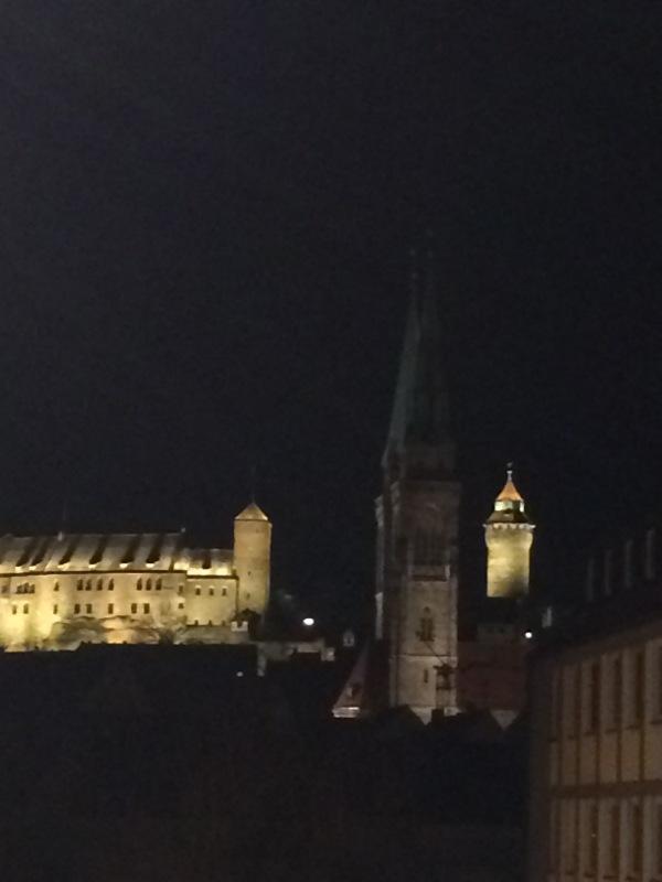 Nurnberg Castle