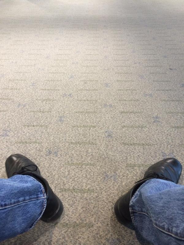 Carpet Comparison at Airport Nürnberg