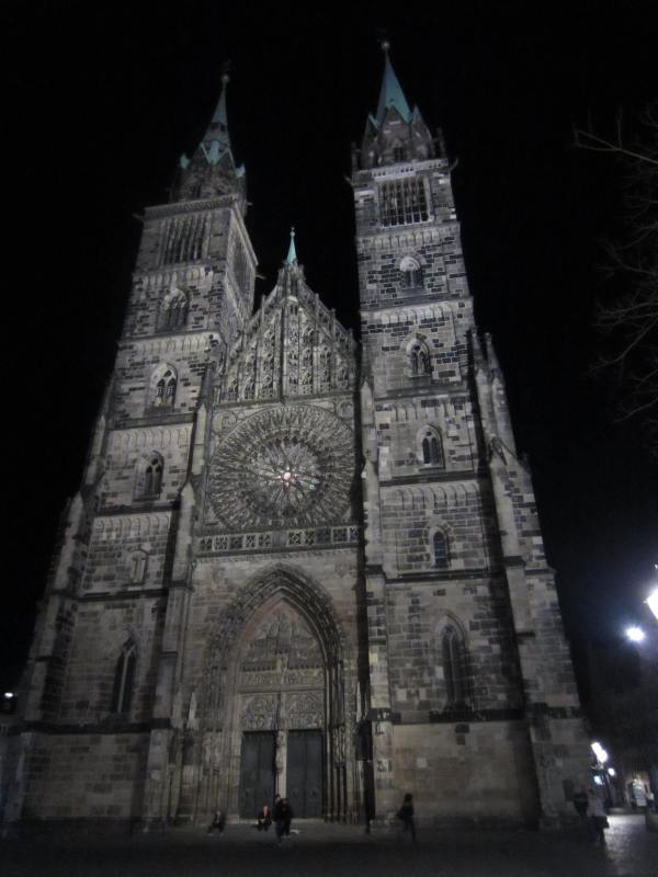 Nuremberg Church