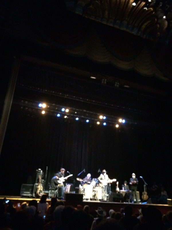 Merle Haggard Performing at the Fox Theater