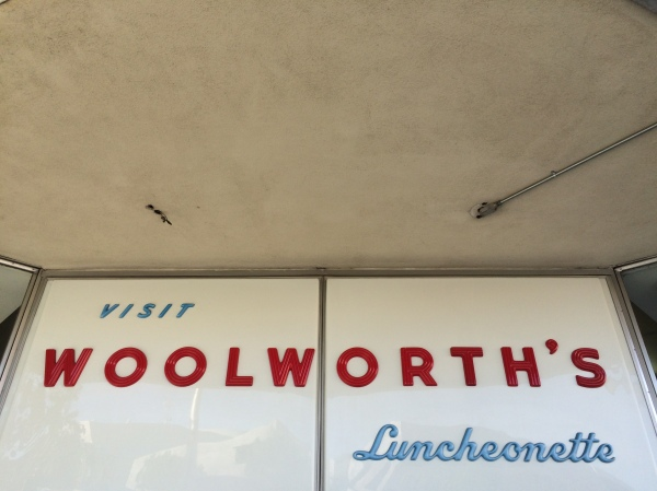 Woolworth's Bakersfield