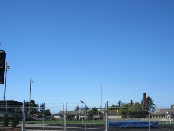 North Bend High School Football Field