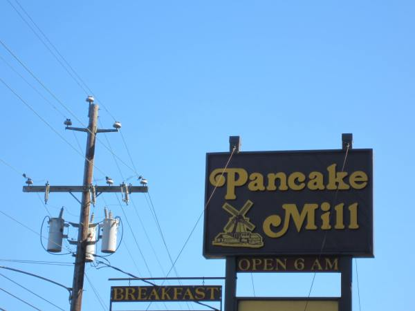 The Pancake Mill, Coos Bay, OR