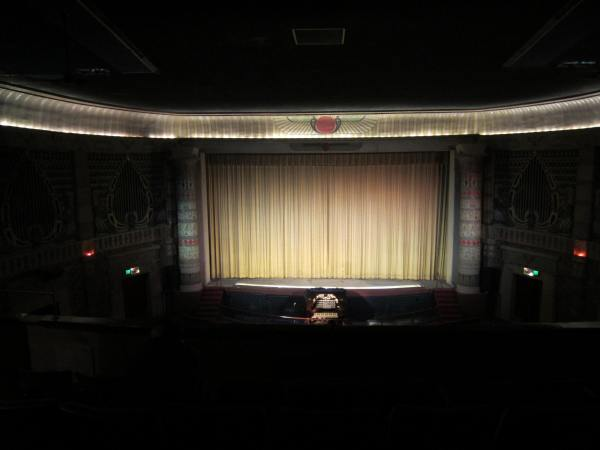 Egyptian Theater Coos Bay Oregon
