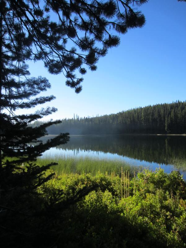 Bench Lake, WA