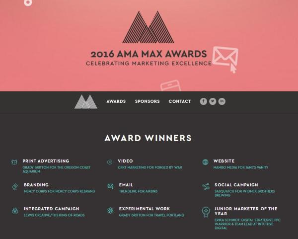 ama max awards 2016 image 2
