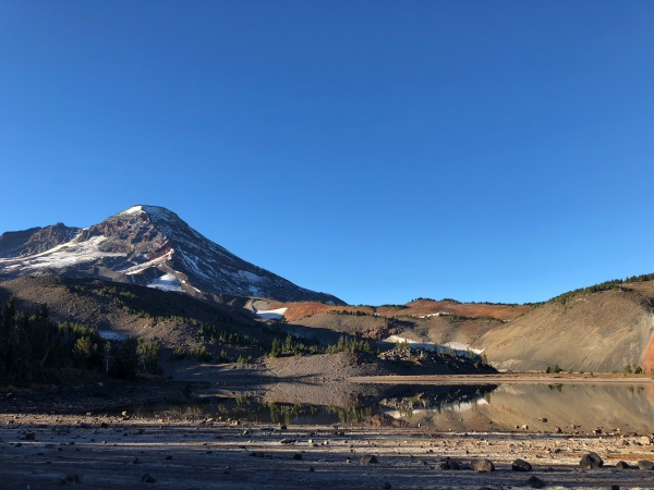 Camp Lake Trail 4074 – Three Sisters Wilderness, Oregon