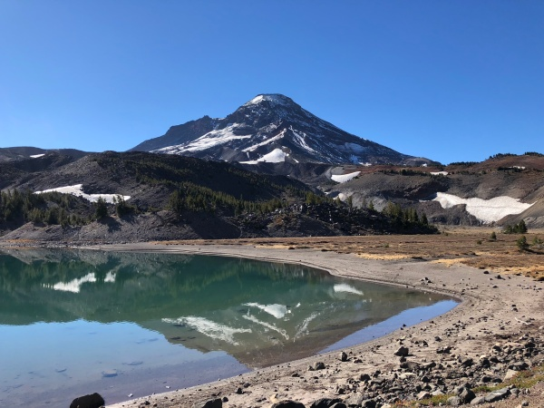 South Sister, Camp Lake - Three Sister Wilderness, Oregon
