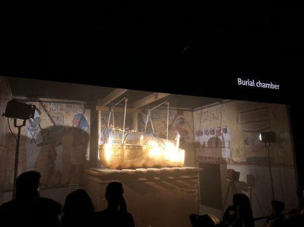 Burial Chamber