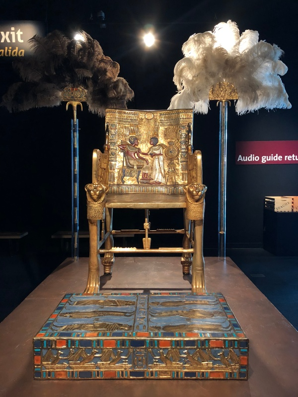 King Tut's Chair