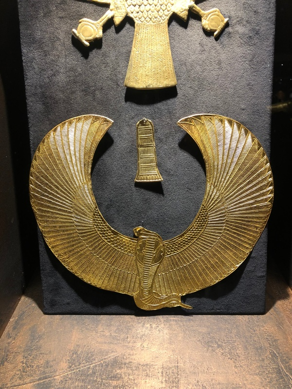 King Tut Cobra Jewelry